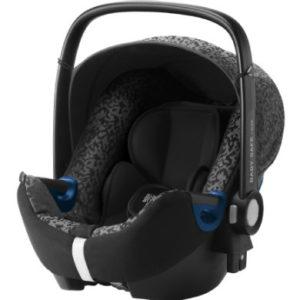 Britax Römer Babyschale Baby-Safe² i-Size Mystic Black - schwarz