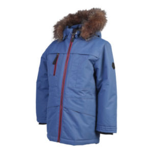 COLOR KIDS Winterparker Kalata Regatta - blau - Gr.Babymode (6 - 24 Monate) - Unisex