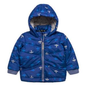 Esprit Boys Jacke ocean - blau - Gr.Babymode (6 - 24 Monate) - Jungen