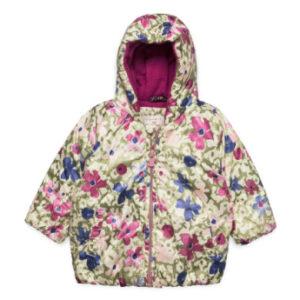 Esprit Girls Jacke kaki - Gr.Babymode (6 - 24 Monate) - Mädchen