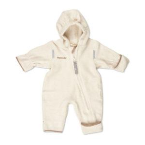 Hoppediz Fleece-Overall creme - beige - Unisex