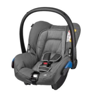 MAXI-COSI Babyschale Citi Concrete grey - grau