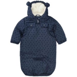 Staccato Boys Schneesack midnight star - blau - Gr.Newborn (0 - 6 Monate) - Jungen