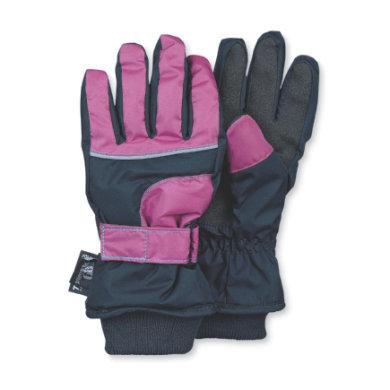 Sterntaler Girls Fingerhandschuh Thinsulate marine/lila - blau - Gr.Kindermode (2 - 6 Jahre) - Mädchen