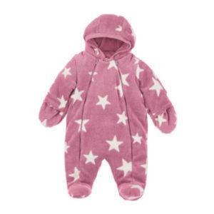 Sterntaler Girls Overall mit Kapuze perlrosa - Gr.Newborn (0 - 6 Monate) - Mädchen