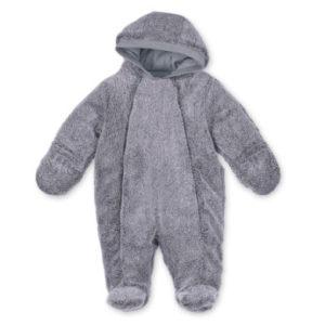 Sterntaler Overall Fleece Jersey aubergine - lila - Gr.Newborn (0 - 6 Monate) - Mädchen