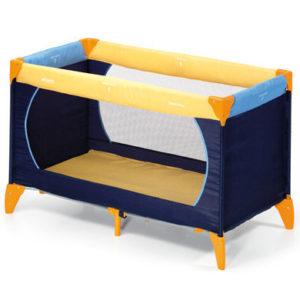 hauck Reisebett Dream'n Play 11 yellow/blue/navy