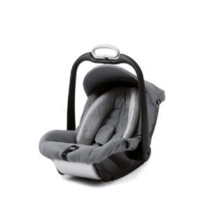 mutsy Babyschale Safe2Go Nio Adventure Storm Grey - grau