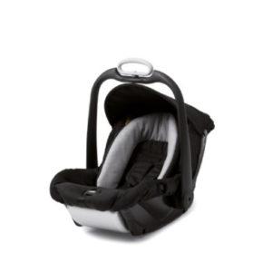mutsy Babyschale Safe2Go Nio North Black - schwarz