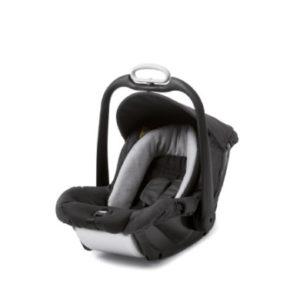 mutsy Babyschale Safe2Go Nio North Grey - grau