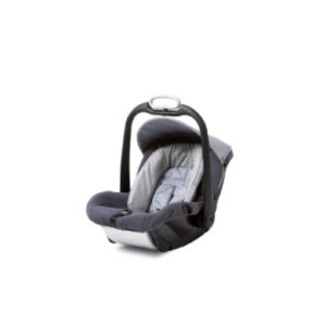 mutsy Babyschale Safe2Go i2 Pure Could - blau