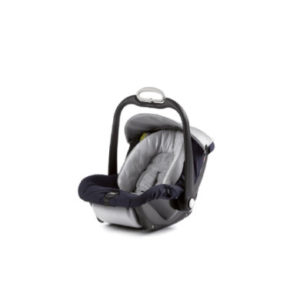 mutsy Babyschale Safe2Go i2 Pure Fog - grau