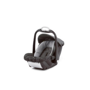 mutsy Babyschale Safe2Go i2 Urban Nomad Dark Grey - grau