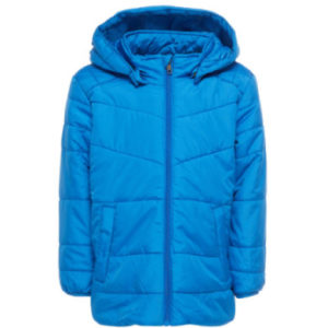 name it Boys Winterjacke skydiver - blau - Gr.Babymode (6 - 24 Monate) - Jungen
