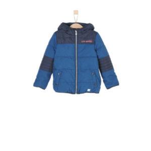 s.Oliver Boys Jacke blue melange - blau - Gr.Kindermode (2 - 6 Jahre) - Jungen