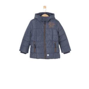 s.Oliver Boys Jacke dark blue melange - blau - Gr.Kindermode (2 - 6 Jahre) - Jungen