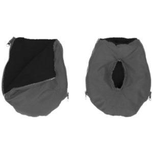 Altabebe Handwärmer Alpin dunkelgrau-schwarz