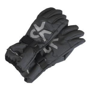 COLOR KIDS Handschuhe Kombie Black - schwarz - Gr.Babymode (6 - 24 Monate) - Unisex