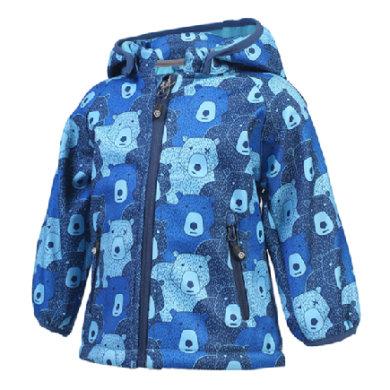 size 40 f1ccf b7948 COLOR KIDS Winterjacke King Camellia rose - blau - Gr.Babymode (6 - 24  Monate) - Jungen