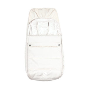 Easywalker Fußsack Mosey Washington White - weiß
