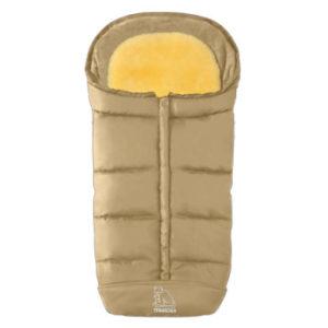 Heitmann Fußsack Komfort 2-in-1 beige
