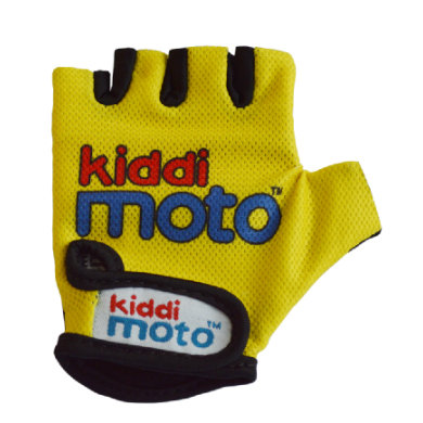 kiddimoto ® Handschuhe Design Sport, Neon Gelb - S - gelb