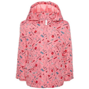 name it Girls Jacke Mello bubblegum - Gr.104 - Mädchen