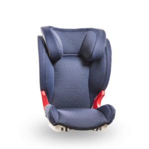 Baier Kindersitz Adebar Punkt. blau