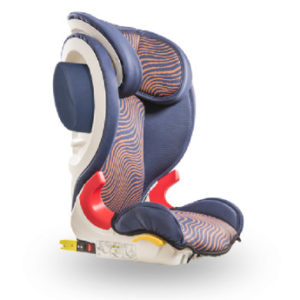Baier Kindersitz Adefix SP Safari blau/orange