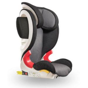 Baier Kindersitz Adefix SP Shadow schwarz/grau