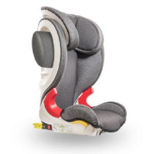 Baier Kindersitz Adefix SP Sporty grau