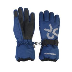 COLOR KIDS Handschuhe Estate Blue - schwarz - Gr.ab 6 Jahre - Unisex