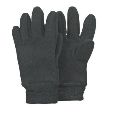 Sterntaler Boys Fingerhandschuh Micofleece schwarz - Gr.Größe 5 - Jungen
