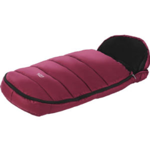 Britax Fußsack Shiny Wine Red - rot