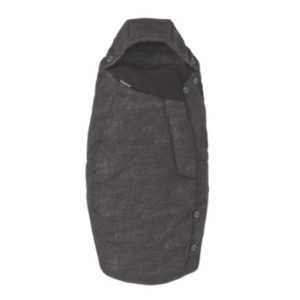 Maxi Cosi General Fußsack Nomad black - schwarz