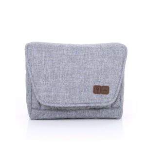 ABC Design Wickeltasche Fashion graphite grey - grau