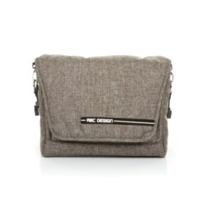 ABC Design Wickeltasche Fashion maron - braun