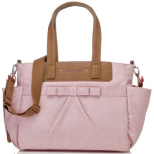 Babymel Wickeltasche Cara Bloom Dusty Pink - rosa/pink