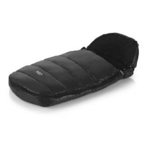 Britax Fußsack Shiny Black - schwarz