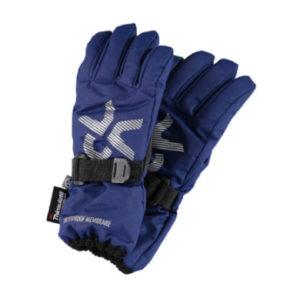 COLOR KIDS Handschuhe Savoy Estate Blue - blau - Gr.Größe 0 - Unisex