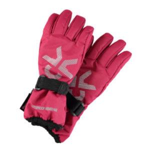 COLOR KIDS Handschuhe Savoy Rasberry - blau - Gr.Größe 0 - Unisex