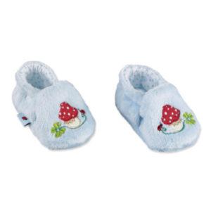 Coppenrath Babyschuhe hellblau onesize BabyGlück - Gr.ab 0 Monate - Jungen