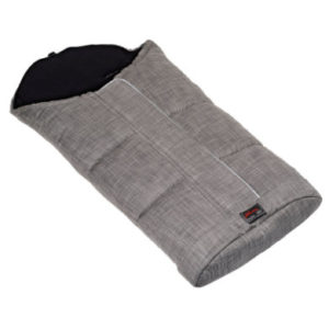 Hartan Fußsack Polar-Tech Crushed grey (621) - grau