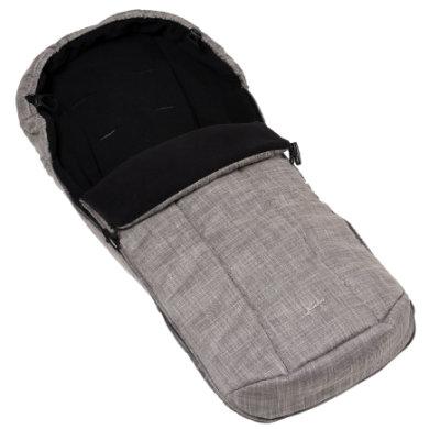 Hartan Fußsack für Sitzeinheit GTX Crushed grey (621) - grau