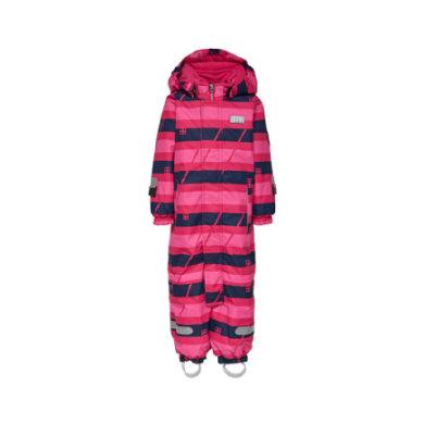 LEGO® Wear Tec Schneeanzug Johan Streifen Dark Pink - rosa/pink - Gr.86 - Unisex