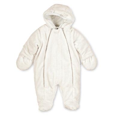 Sterntaler Overall Fleece Jersey marine - weiß - Gr.Newborn (0 - 6 Monate) - Unisex