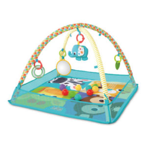 bright starts ™ - Mesh Ball Pit - bunt