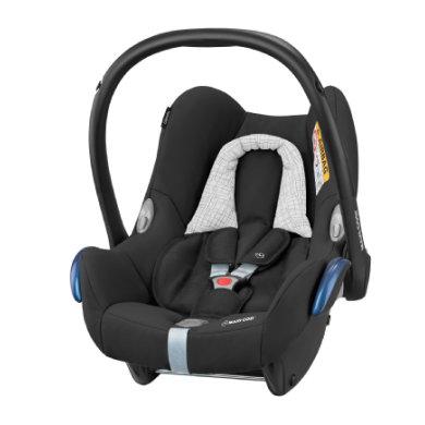Maxi Cosi Babyschale CabrioFix Black Grid - schwarz