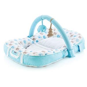 babyJem Babynest klappbar blue - blau