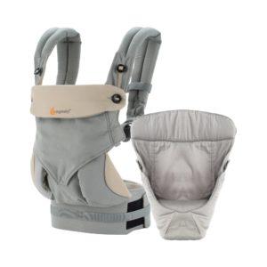 360 Babytrage-Set 4 Tragepositionen von-Geburt-an-Paket